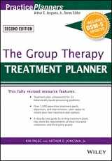 9781119073185-1119073189-The Group Therapy Treatment Planner, with DSM-5 Updates (PracticePlanners)