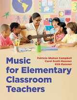 9780393616774-0393616770-Music for Elementary Classroom Teachers