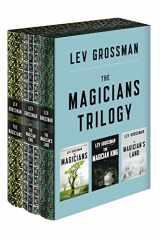 9780525427346-0525427341-The Magicians Trilogy Boxed Set: The Magicians; The Magician King; The Magician's Land
