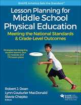 9781492513902-1492513903-Lesson Planning for Middle School Physical Education: Meeting the National Standards & Grade-Level Outcomes (SHAPE America set the Standard)