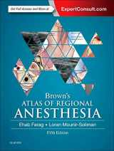9780323354905-0323354904-Brown's Atlas of Regional Anesthesia