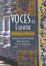 9781285053837-1285053834-Voces de Espana (World Languages)