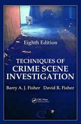 9781439810057-1439810052-Techniques of Crime Scene Investigation (Forensic and Police Science)