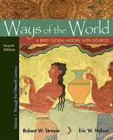 9781319109752-1319109756-Ways of the World with Sources, Volume 1: A Brief Global History