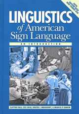 9781563685071-1563685078-Linguistics of American Sign Language, 5th Ed.: An Introduction