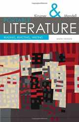 9781305092174-1305092171-Portable Literature: Reading, Reacting, Writing (The Kirszner/Mandell Literature Series)
