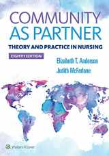 9781496385246-1496385241-Community As Partner: Theory and Practice in Nursing