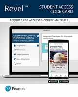 9780134628936-0134628934-Revel for Government in America: People, Politics, and Policy, 2016 Presidential Election Edition -- Access Card (17th Edition)