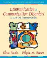 9780132658126-0132658127-Communication and Communication Disorders: A Clinical Introduction (Allyn & Bacon Communication Sciences and Disorders)