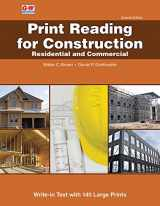 9781631269226-1631269224-Print Reading for Construction: Residential and Commercial