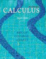 9780321965158-0321965159-Multivariable Calculus Plus NEW MyLab Math with Pearson eText-- Access Card Package (2nd Edition) (Briggs, Cochran, Gillett & Schulz, Calculus)