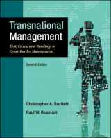 9780078029394-0078029392-Transnational Management: Text, Cases & Readings in Cross-Border Management