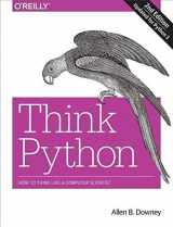 9781491939369-1491939362-Think Python: How to Think Like a Computer Scientist