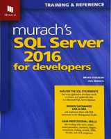 9781890774967-1890774960-Murach's SQL Server 2016 for Developers