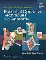 9781451151725-1451151721-Scott-Conner & Dawson: Essential Operative Techniques and Anatomy