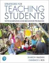 9780134792019-0134792017-Strategies for Teaching Students with Learning and Behavior Problems