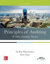 9780077729141-0077729145-Principles of Auditing & Other Assurance Services (Irwin Accounting)