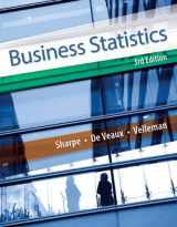 9780133866919-0133866912-Business Statistics Plus NEW MyLab Statistics with Pearson eText -- Access Card Package (Mystatlab)