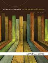 9781285076911-1285076915-Fundamental Statistics for the Behavioral Sciences