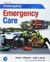 9780134752327-0134752325-Prehospital Emergency Care PLUS MyLab BRADY with Pearson eText -- Access Card Package