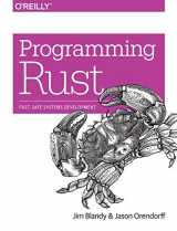 9781491927281-1491927283-Programming Rust: Fast, Safe Systems Development