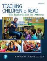 9780134694887-0134694880-Teaching Children to Read: The Teacher Makes the Difference, with Revel -- Access Card Package (8th Edition) (What's New in Literacy)
