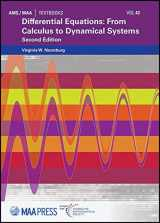 9781470444006-1470444003-Differential Equations: From Calculus to Dynamical Systems: Second Edition (AMS/MAA Textbooks)