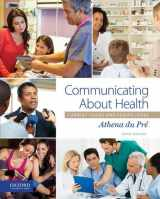 9780190275686-0190275685-Communicating About Health: Current Issues and Perspectives