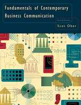 9780618645176-0618645179-Fundamentals of Contemporary Business Communication (2nd Edition)