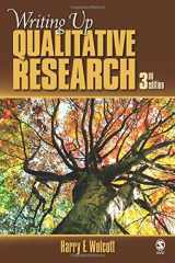 9781412970112-1412970113-Writing Up Qualitative Research