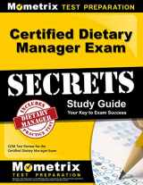 9781609712938-1609712935-Certified Dietary Manager Exam Secrets Study Guide: CDM Test Review for the Certified Dietary Manager Exam