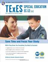 9780738611419-0738611417-TExES Special Education EC-12 (161) Book + Online (TExES Teacher Certification Test Prep)