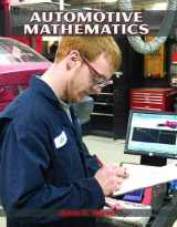 9780131148734-0131148737-Automotive Mathematics