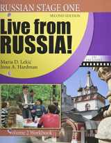 9780757558412-0757558410-Live from Russia!: 2 (The Russian-American Collaborative Series: Russian Stage One)