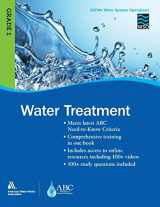 9781625761231-1625761236-Water Treatment Grade 1 WSO: AWWA Water System Operations WSO