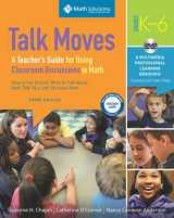 9781935099826-1935099825-Talk Moves: A Teacher's Guide for Using Classroom Discussions in Math, Grades K-6