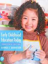 9780134995175-0134995171-Revel for Early Childhood Education Today -- Access Card Package (What's New in Early Childhood Education)