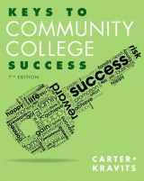 9780321918536-0321918533-Keys to Community College Success (Keys Franchise)
