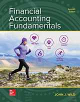 9781260482867-1260482863-Loose Leaf for Financial Accounting Fundamentals