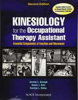 9781630912741-1630912743-Kinesiology for the Occupational Therapy Assistant: Essential Components of Function and Movement
