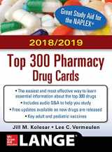 9781260108842-1260108848-McGraw-Hill's 2018/2019 Top 300 Pharmacy Drug Cards