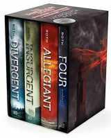9780062352163-0062352164-Divergent / Insurgent / Allegiant / Four (4 Volumes