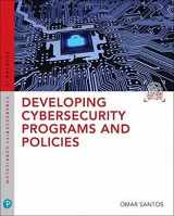 9780789759405-0789759403-Developing Cybersecurity Programs and Policies (Pearson IT Cybersecurity Curriculum (ITCC))