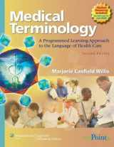 9780781792837-0781792835-Medical Terminology: A Programmed Learning Approach to the Language of Health Care
