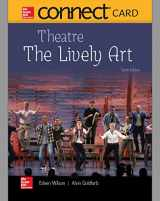 9781260154245-1260154246-Connect Access Card for Theatre: The Lively Art
