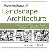 9780470635056-0470635053-Foundations of Landscape Architecture: Integrating Form and Space Using the Language of Site Design