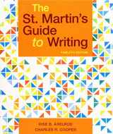 9781319104375-1319104371-The St. Martin's Guide to Writing