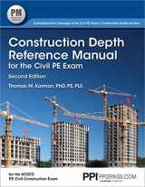 9781591264927-1591264928-PPI Construction Depth Reference Manual for the Civil PE Exam, 2nd Edition – A Complete Reference Manual for the PE Civil Construction Depth Exam