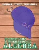 9780321880116-0321880110-Elementary & Intermediate Algebra (Sullivan/Struve/Mazzarella Algebra)