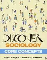 9781506347431-1506347436-Discover Sociology: Core Concepts (NULL)